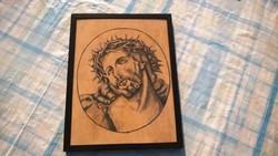 Régi Jézus ábrázolás