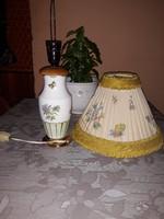 Herendi viktoria lámpa