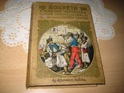 """Bokréta """" a magyar népköltés java termékeiről """" ö.állította Endrődi  S."""