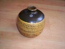 Régi svéd kerámia váza (242.)