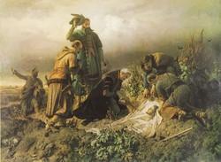 0T603 Székely Bertalan : II. Lajos (reprint)