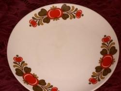 Csodaszép  német tányér 19 cm