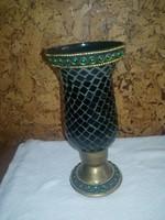 Üveg mozaik váza