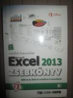 Bártfai Barnabás:Excel 2013 zsebkönyv