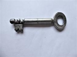 Ritka ANTIK  KULCS, Nagyméretű Kulcs, Szerelem Kulcs, Régi Kulcs, 128 G Jelzéssel, 54