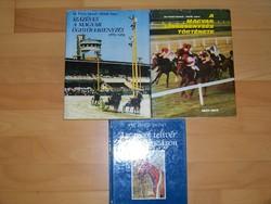 Könyvtár felszámolás -  Lóverseny