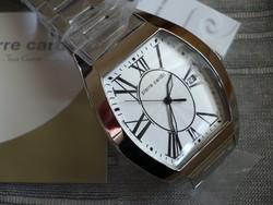 Pierre Cardin kvarc szerkezetű óra ... a8dd8d7541