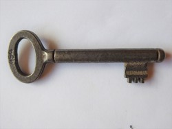 ANTIK  KULCS, Nagyméretű Kulcs, Szerelem Kulcs, Régi Kulcs, 454 Jelzéssel, 20