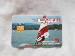 Első kiadású telefonkártya 1991-ből!