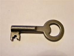 Régi postaláda kulcs 2 jelzéssel