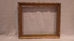 Arany-fa képkeret , falc 26x31 cm