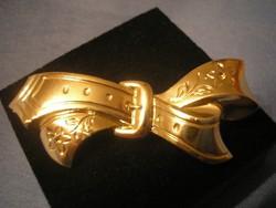 Gold Filled Arany Bevonatú 4.5 cm.,masni bross ajándékozható