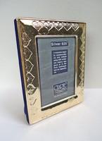 Clarté ezüst képkeret dobozában