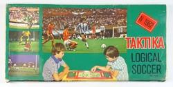 0T733 Foci taktikai társasjáték 1982