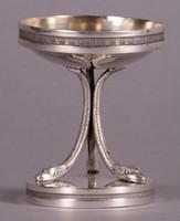 Empire ezüst sótartó - 1806