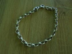 Designer ezüst nyaklánc