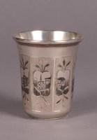Antik orosz pohár - 1859