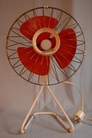 Retro ventilátor.