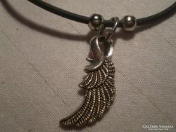 NEPÁLI angyalszárny nyaklánc