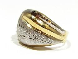 Női arany gyűrű ( Kecs-Au71405 )