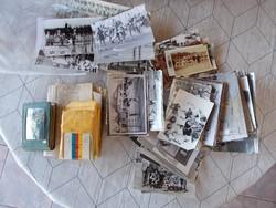 Pécs kézilabda ferfi és nói foto 1960-65....cca 300 db