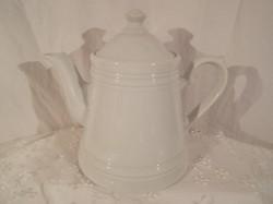 Kávéskanna - JELZETT - Kronester Bavaria porcelán, hibátlan 1 l.