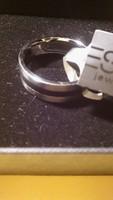 Esprit uniszex ezüstgyűrű eredeti dobozában