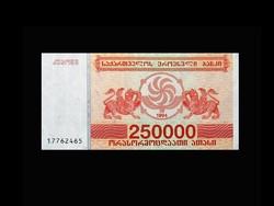 UNC - 250 000 LARI - GRÚZIA -  1994!!! RITKA!!!