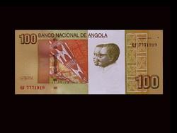 UNC - 100 KWANZAS - ANGOLA - 1982 !!! Ma már ritka!