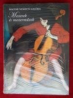 MESTEREK ÉS MESTERMŰVEK - Magyar Nemzeti Galéria