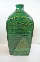 Zöld butella