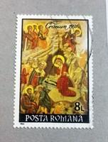 1991. Karácsony - Románia - Katalógus ár 160 Ft