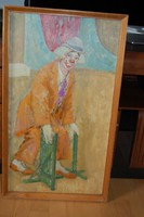 Eredeti Biai festmény