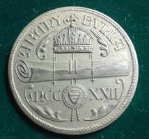 Aranybulla 1222-1922, Székesfehérvári Múzeum Egyesület érem