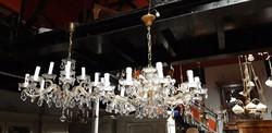 12 ill 10 ágú kristálycsillár felújítva