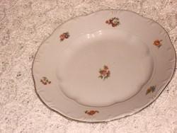Zsolnay tányér süteményes