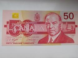 Kanada 50 dollár 1986  UNC  /madaras/