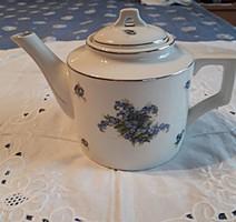 Zsolnay porcelán teás kanna