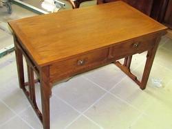 Szecessziós kis asztal felújítva