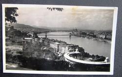 Régi képeslap Budapest  1942