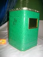 Lemez doboz - nagyobb méret - tea
