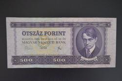 1969 500 forint. VF