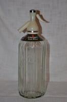 Schweppes Soda Water szódásüveg  ( DBZ 0011 )