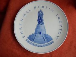 Meisseni porcelán falitányér