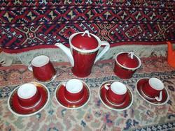 Eladásra kínálok Hollóházi kávés készlet hibátlan állapotban van