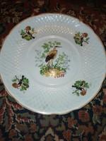 Eladásra kínálok antik porcelán kínáló madaras