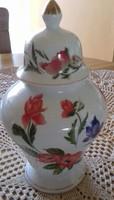 Royal Crest  porcelán urna  váza - fedeles  30 cm
