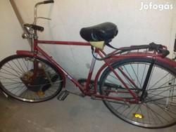Férfi Csepel kerékpár eladó