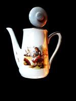 Babaházi Hamupipőkés kávé kiöntő