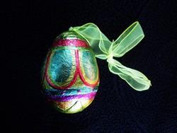 Retró húsvéti tojás